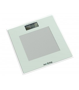 BILANCIA DIGITALE PESAPERSONE ULTRASLIM CON DISPLAY GRANDE INNOLIVING