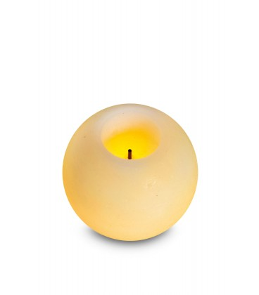 CANDELE LED SFERA PICCOLA