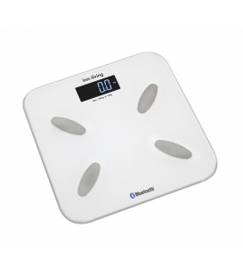 BILANCIA DIGITALE BODY FAT & BODY ANALYZER CON CONNESSIONE BLUETOOTH INNOLIVING