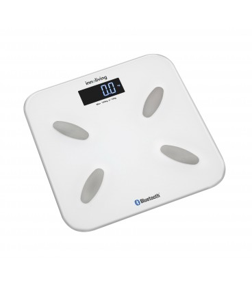 BILANCIA DIGITALE BODY FAT & BODY ANALYZER CON CONNESSIONE BLUETOOTH