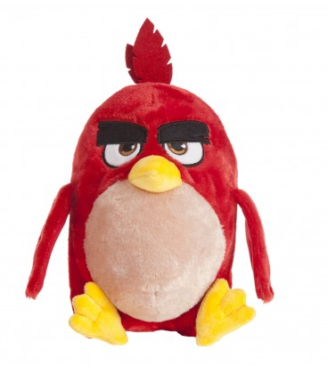 ANGRY BIRDS RISCALDABILE RED