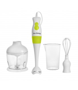 FRULLATORE AD IMMERSIONE SET 3 IN 1 INNOLIVING